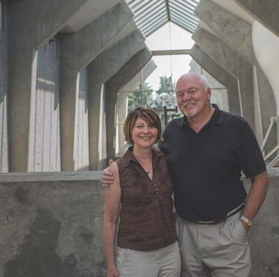 Jim ('71) and Pauline (Martin) Bresnahan ('70)